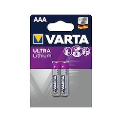 Varta AAA Lithium 2St.
