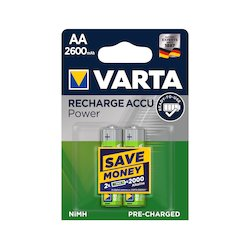 Varta AA HR6 RECHARGE Power...