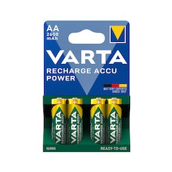 Varta AA HT6 RECHARGE Power...