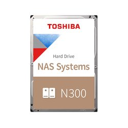 Toshiba N300 8TB SATA 7K...