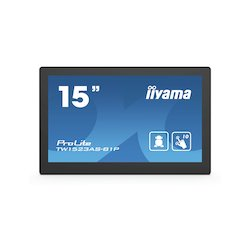"Iiyama 15"" FHD TW1523AS-B1P"