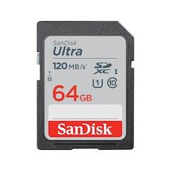 Sandisk Standaard SDXC 64GB...