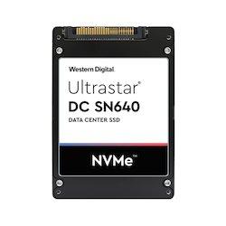 WD ULTRASTAR DC SN640 SFF-7...